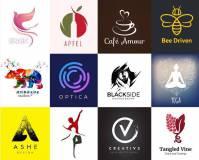 آموزش طراحی لوگوهای حرفه ای با نرم افزار  Adobe illustrator